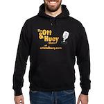 The Ott & Huey Show Logo Hoodie (Dark)