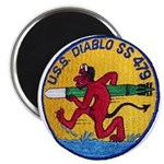 "USS DIABLO 2.25"" Magnet (10 pack)"