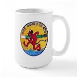 USS DIABLO Large Mug
