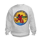 USS DIABLO Kids Sweatshirt