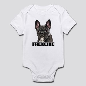 Frenchie - Brindle Infant Bodysuit