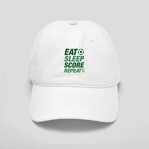 Eat Sleep Score Repeat Cap