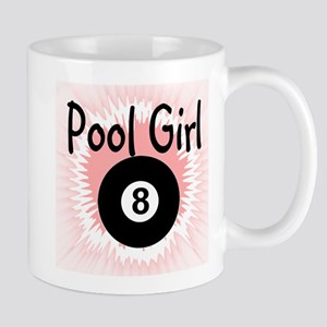 Pool Girl Mugs