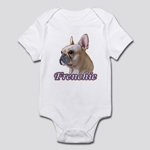Frenchie - Creme Infant Bodysuit