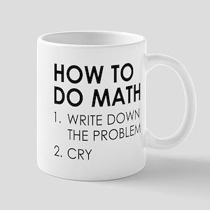 How To Do Math Mug