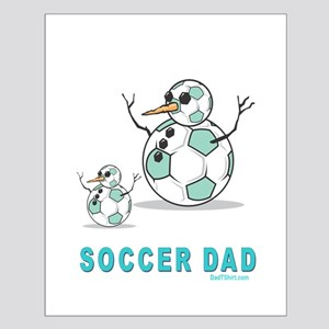 Soccer Dad Small Poster