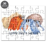 Lemme take a shellfie Puzzle