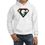 Super Gay! Neon Hooded Sweatshirt