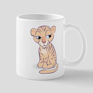 Tiger Three Mug