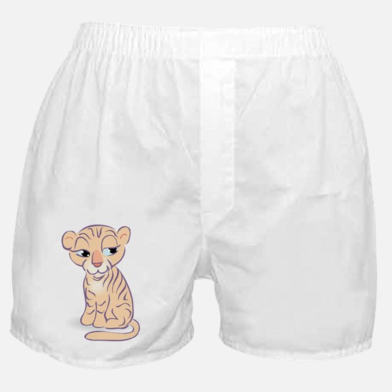 Tiger Three Boxer Shorts