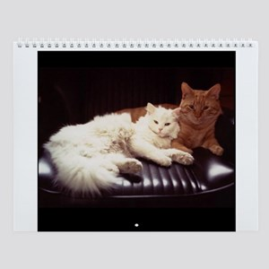 CAT LOVE Wall Calendar