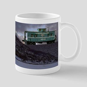 Lehigh Valley Caboose Mug