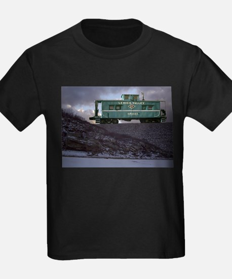 Lehigh Valley Caboose T