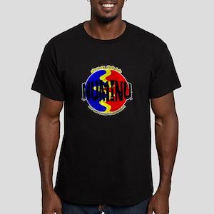Numinu (Comanche) Men's Fitted T-Shirt (dark)