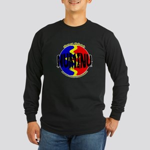 Numinu (Comanche) Long Sleeve Dark T-Shirt