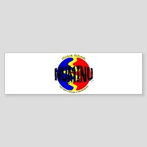 Numinu (Comanche) Bumper Sticker