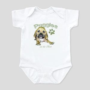The Best Puggle Design Infant Creeper