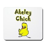 Akeley Chick Mousepad