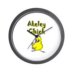 Akeley Chick Wall Clock