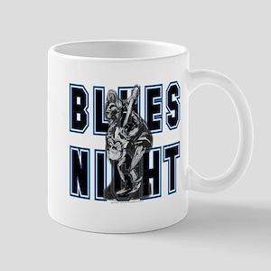 Blues Night Mug
