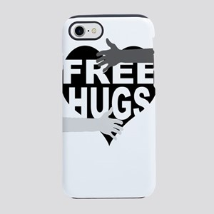 Free Hugs iPhone 7 Tough Case