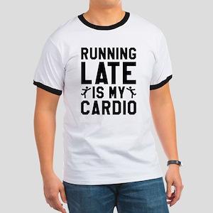 Running Late Ringer T