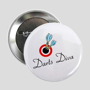 """Darts Diva 2.25"""" Button"""