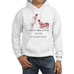 No Matter What (PINK) Hooded Sweatshirt