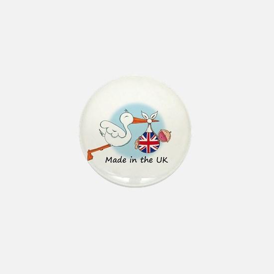 Stork Baby UK Mini Button