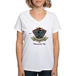 BMSH Women's V-Neck T-Shirt