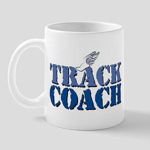 Track Coach 11 oz Ceramic Mug