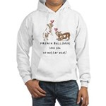 No Matter What (LATTE) Hooded Sweatshirt