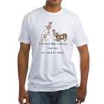 No Matter What (LATTE) Fitted T-Shirt