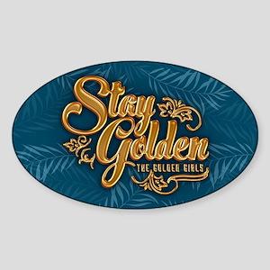 Stay Golden Girls Sticker
