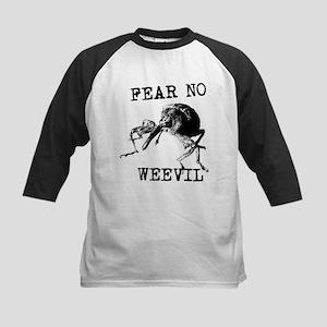 Fear No Weevil Kids Baseball Jersey