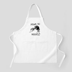 Fear No Weevil BBQ Apron