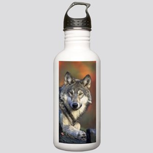 Wolf 024 Stainless Water Bottle 1.0L