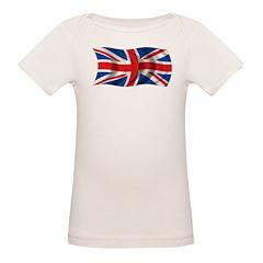 Wavy UK Flag Tee