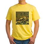 Killdeer Yellow T-Shirt