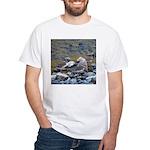 Killdeer White T-Shirt