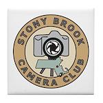 Stony Brook Camera Club Tile Coaster