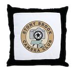 Stony Brook Camera Club Throw Pillow