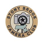 "Stony Brook Camera Club 3.5"" Button"