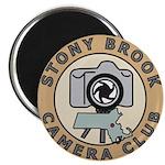 "Stony Brook Camera Club 2.25"" Magnet (10 pack"