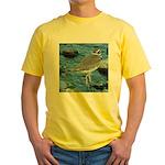 Killdeer (Single) Yellow T-Shirt