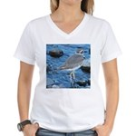Killdeer (Single) Women's V-Neck T-Shirt