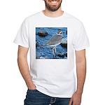 Killdeer (Single) White T-Shirt