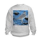 Killdeer (Single) Kids Sweatshirt
