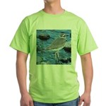 Killdeer (Single) Green T-Shirt