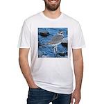 Killdeer (Single) Fitted T-Shirt